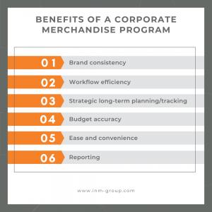 corporate merch programs